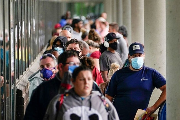 میلیون ها شغل در آمریکا به دلیل کرونا کامل از بین رفت