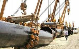 بهره برداری از خط انتقال گاز از روسیه به چین پیش از موعد