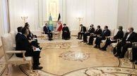 ابراهیم رئیسی در دیدار با رئیس جمهور قزاقستان: به دنبال مذاکرات نتیجه بخش هستیم