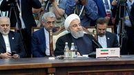 روحانی: همه ما از شرق تا غرب در برابر خطر افراطگرایی باید متحد باشیم /آمریکا تهدیدی جدی برای ثبات منطقه و جهان است