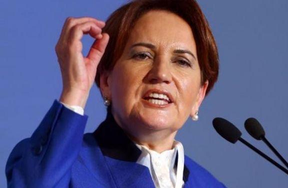 مرآل آکشنر رهبر حزب خوب ترکیه درخواست آزادی دمیرتاش را مطرح کرد