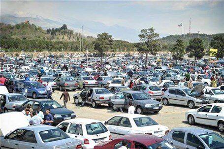 رکودی سخت و سنگین  در بازار خودرو/ پراید به ۵۰ میلیون و ۵۰۰ هزار تومان رسید