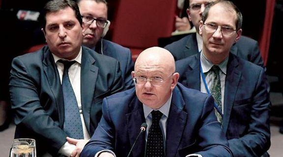 ایران و روسیه با دعوت قانونی به سوریه رفتهاند طرفهای دیگر باید این کشور را ترک کنند