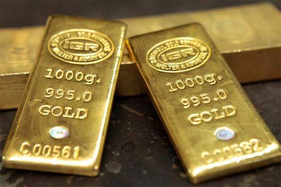 طلا از نفس افتاد