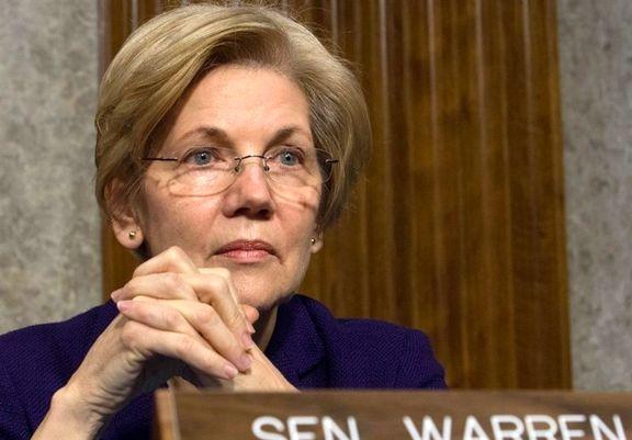 الیزابت وارن رقیب دیگر ترامپ در انتخابات 2020
