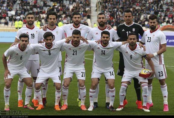 اسامی مسافران جام جهانی فوتبال