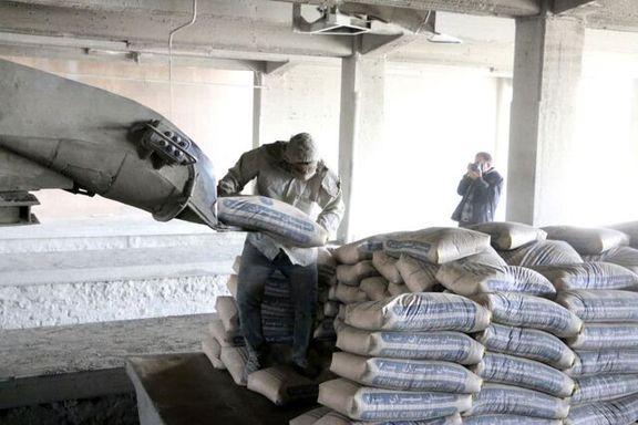 قیمت هر پاکت سیمان به 60 هزار تومان کاهش یافت