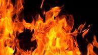 آتش سوزی در یک قنادی جان 2 نفر را گرفت