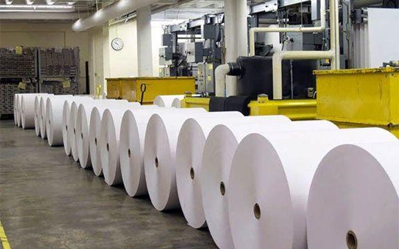 بیش از دو هزار تن کاغذ روزنامه وارد شد