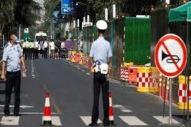 سفارت آمریکا در چین بسته شد