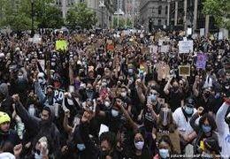 اعتراضات سراسری در آمریکا علیه تبعیض نژادی