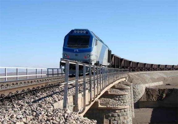 پروژه راهآهن زاهدان به خاش بزودی افتتاح میشود