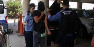 یونان 12 صهیونیست را در قبرس بازداشت کرد