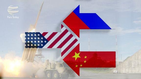 چین و روسیه به تحریم های آمریکا واکنش نشان دادند