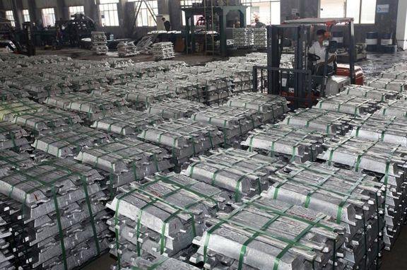 آلومینیوم پیشتاز صادرات محصولات معدنی ایران در 9 ماه گذشته