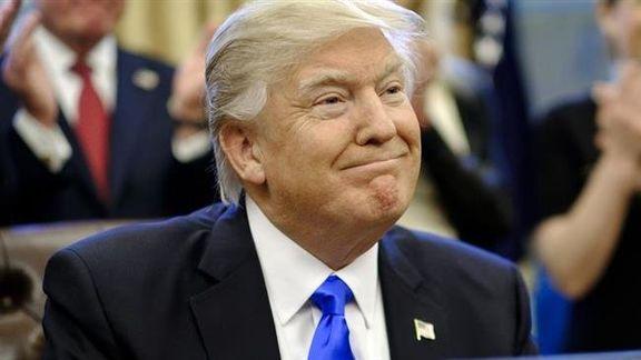 ترامپ وضعیت اضطراری در رابطه با ایران را برای یک سال دیگر تمدید کرد