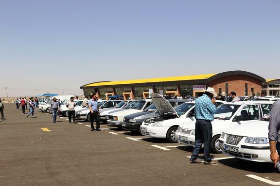 قیمت انواع خودروها در بازار داخلی