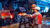 تولید فولاد ایران ۲۰ درصد رشد کرد/ رشد 46 درصدی تولید میلگرد