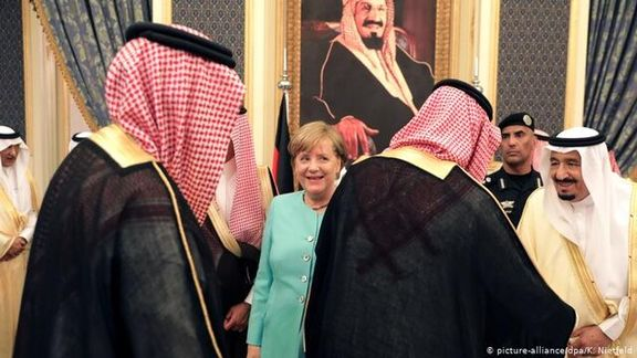 نظامیان سعودی آموزش نظامی توسط اروپاییان از  سر می گیرند