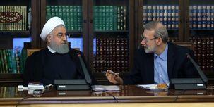 علی لاریجانی قانون مدیریت بحران کشور را ابلاغ کرد