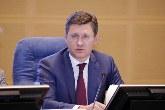 روسیه:  امیدواریم با تصمیم جدید اوپک بازار عرضه و تقاضا به تعادل برسد