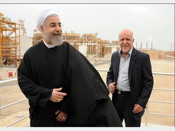حسن روحانی یکشنبه 4 فاز پارس جنوبی را افتتاح می کند
