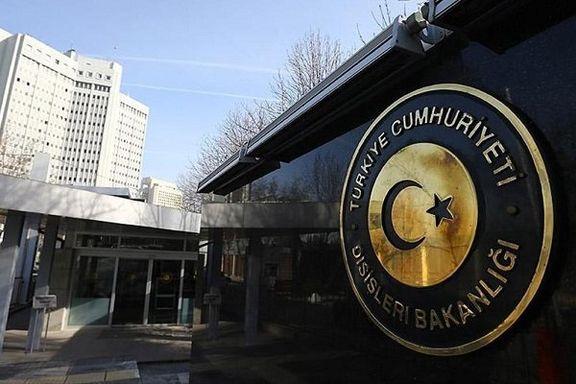 دولت ترکیه کاردار آمریکا در این کشور را احضار کرد