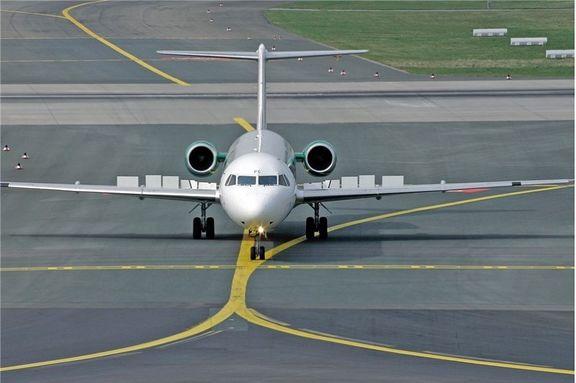 فرود اضطراری هواپیمای کویتی در زاهدان