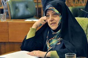 مصاحبه معصومه ابتکار با تایمز / انقلاب ایران بسیار آرمانگرایانه بود اما زندگی برای بسیاری از مردم ایران به شکل دیگری رقم خورد