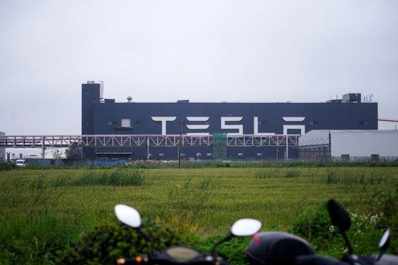 تولید 300 هزار خودروی تسلا در شانگهای با وجود کمبود تراشه
