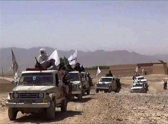 ورود طالبان به داخل مرزهای ایران کذب است