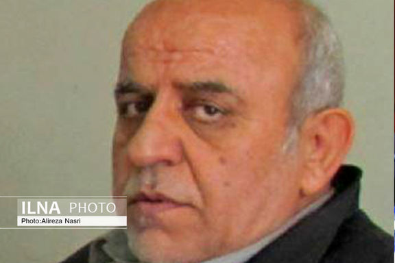 حاج ابراهیم عبدالرزاقی درگذشت