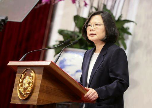 تایوان: چین بهتر است در تصمیمات خود تغییراتی دهد