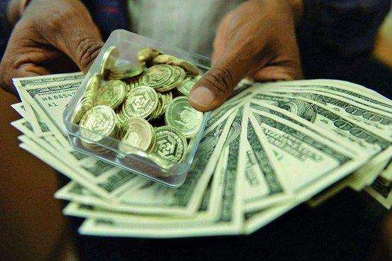 قیمت سکه به 4 میلیون 610 هزار تومان رسید