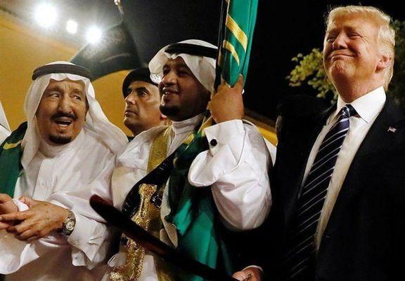 چراغ سبز عربستان برای انتقال سفارت آمریکا به قدس