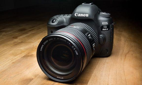 قیمت انواع  دوربین عکاسی در بازار + جدول