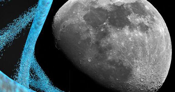 ارسال نمونه DNA انسان به ماه