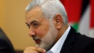 هنیه حضور نیروهای حماس در سوریه را رد کرد