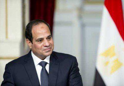 پست توئیتری رئیس جمهوری مصر در خصوص دیدار محمد بن سلمان و محمد بن زاید