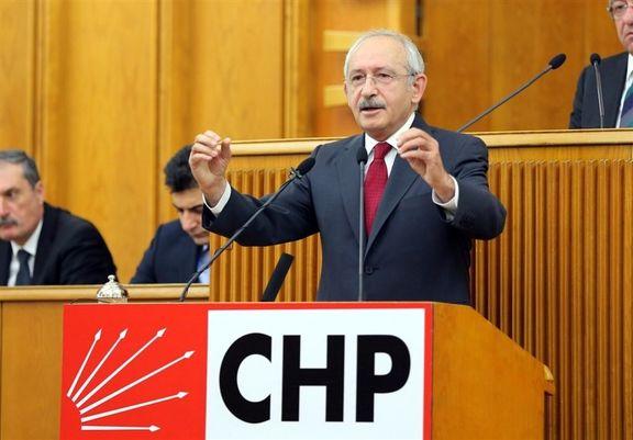 انتقادات تند رهبر حزب جمهوری خلق علیه دولت اردوغان
