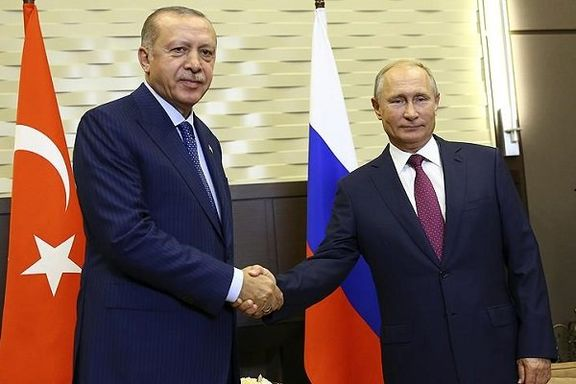 پوتین به ترکیه سفر می کند