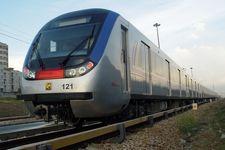 مشکل خط 5 متروی تهران برطرف شد