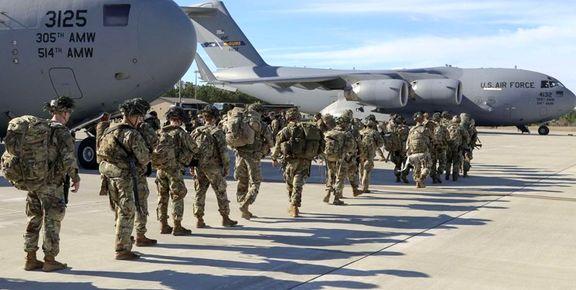 المیادین مدعی شد توافق خروج نیروهای رزمی آمریکا از عراق رخ داده است