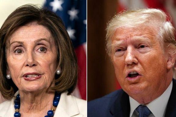 ترامپ: پلوسی مجلس نمایندگان آمریکا را از دست می دهد!