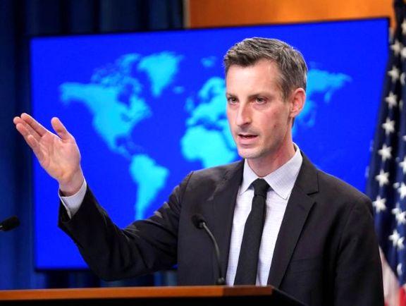 واشنگتن درخصوص حوادث خلیج عمان: نگرانیم اما برای قضاوت زود است