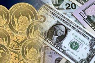 آخرین قیمت سکه و ارز در 23 آذر / دلار ۱۲ هزار و 800تومان