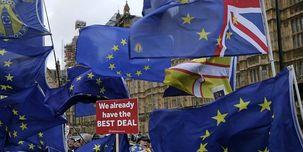 اعلام آمادگی اتحادیه اروپا برای خروج بدون توافق انگلیس
