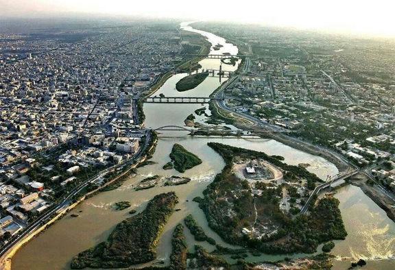 استاندار خوزستان دستور تخلیه 5 منطقه اهواز را صادر کرد