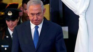 نتانیاهو به گانتس برای ائتلاف هشدار داد