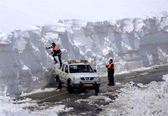 برف در گیلان جان 7 نفر را گرفت/  ۷۸ نفر مصدوم شدند